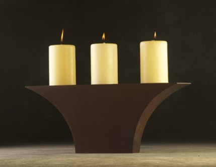 Anvil Candle Stand - A. Held