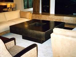 Window Table Bronze - A. Held