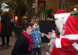Weihnachtsmann trifft Nitschi
