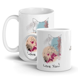 Know your worth, be flexible and wise - have your beverage with that adorable spiritual being symbolizing fertility, richness, and healing. Be true to yourself and generously share the purr with another cat lover!
