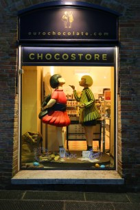 Chocolaterotizmo: all dream of cholocate