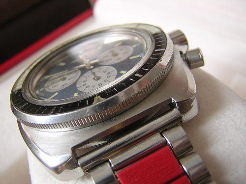 Counterfeit Movado Watch