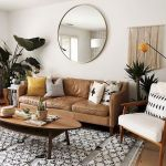 50 Best Living Room Decor Ideas With Artwork Rugs (4)