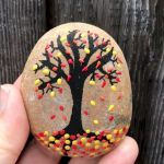 50 Easy DIY Painted Rocks Ideas Perfect For Beginners (11)