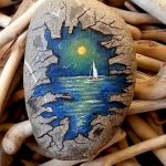 60 Best Stone Art Ideas Perfect For Beginners (51)
