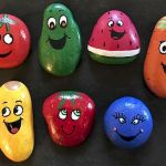 60 Fantastic Rock Painting Ideas For Kids (11)