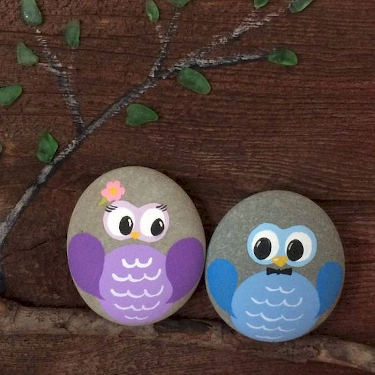 60 Fantastic Rock Painting Ideas For Kids (19)