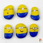 60 Fantastic Rock Painting Ideas For Kids (22)