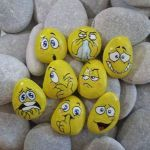 60 Fantastic Rock Painting Ideas For Kids (30)