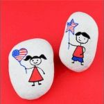 60 Fantastic Rock Painting Ideas For Kids (31)