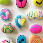60 Fantastic Rock Painting Ideas For Kids (46)