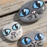 60 Incredible Painting Rocks Design Ideas Perfect For Beginners (26)