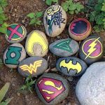 60 Incredible Painting Rocks Design Ideas Perfect For Beginners (37)