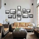 60 Living Room Decor Ideas With Artwork Coffee Tables (10)