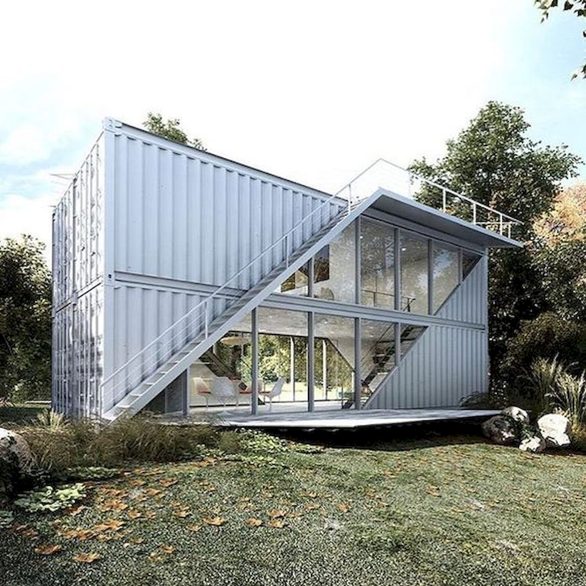 33 Awesome Container House Plans Design Ideas (22)