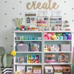 35 Craft Room Wall Decor Ideas (31)