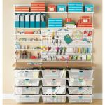 42 Amazing Craft Room Cabinets Decor Ideas and Design (12)