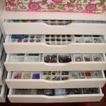 42 Amazing Craft Room Cabinets Decor Ideas and Design (7)