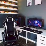 45 Awesome Computer Gaming Room Decor Ideas and Design (1)