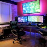 45 Awesome Computer Gaming Room Decor Ideas and Design (39)