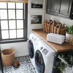 57 Fantastic Laundry Room Design Ideas and Decorations (14)
