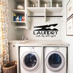57 Fantastic Laundry Room Design Ideas and Decorations (54)