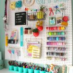 58 Fantastic Art Studio Organization Ideas and Decor (39)