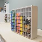 67 Magical Craft Room Storage Solution (48)