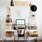 80 Wonderful DIY Art Desk Work Stations Ideas and Decorations (28)