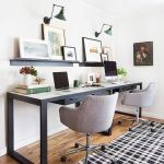 80 Wonderful DIY Art Desk Work Stations Ideas and Decorations (32)