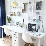 80 Wonderful DIY Art Desk Work Stations Ideas and Decorations (45)