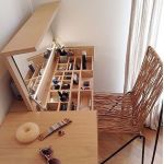 80 Wonderful DIY Art Desk Work Stations Ideas and Decorations (47)