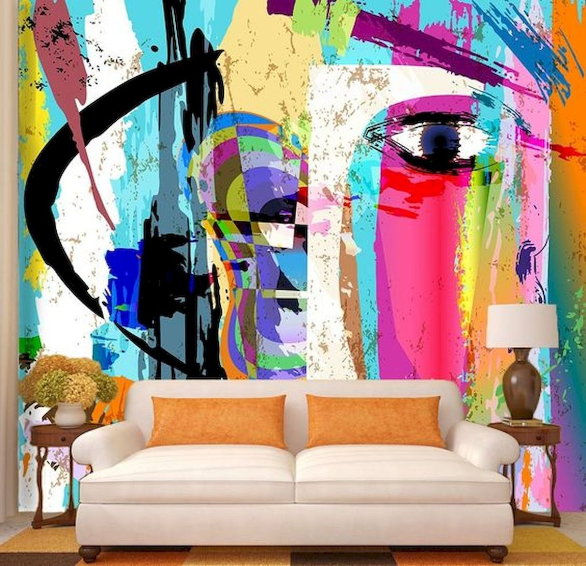 111 Awesome Art Decoration for Your Home (42)