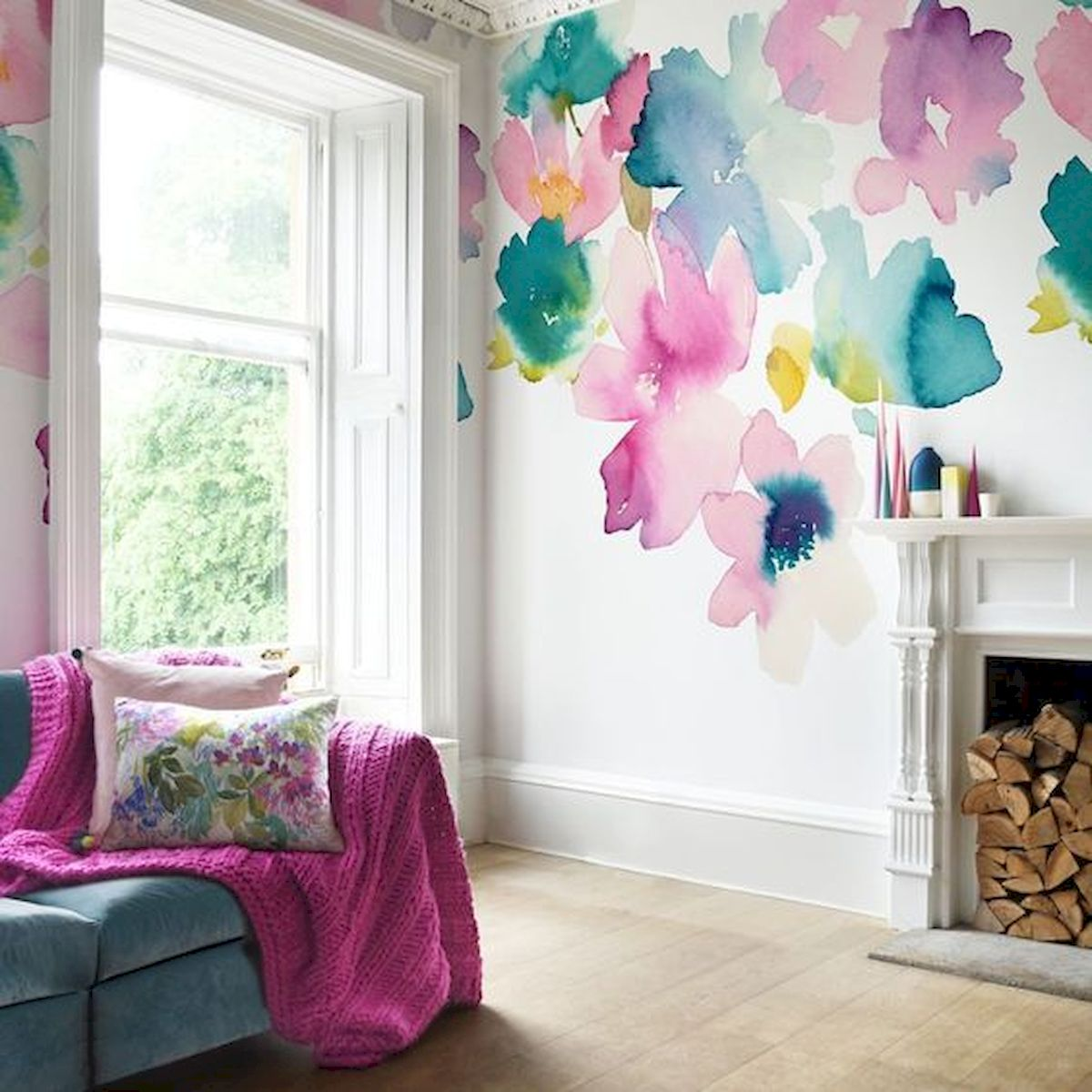 111 Awesome Art Decoration for Your Home (79)