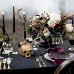 40 Awesome Halloween Wedding Decoration Ideas (2)