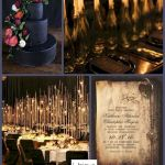 40 Awesome Halloween Wedding Decoration Ideas (21)