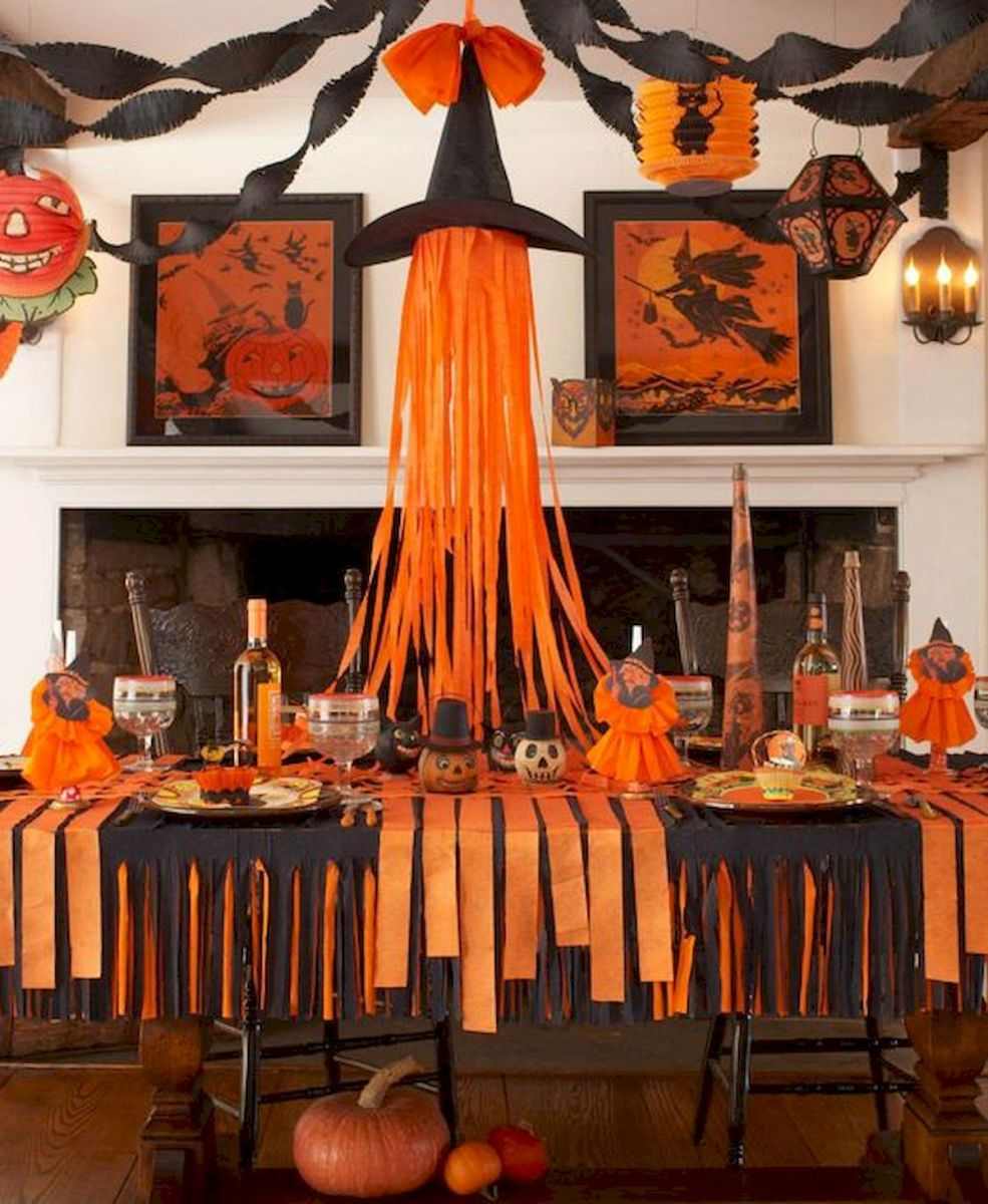 43 Cool Halloween Party Decoration Ideas (21)
