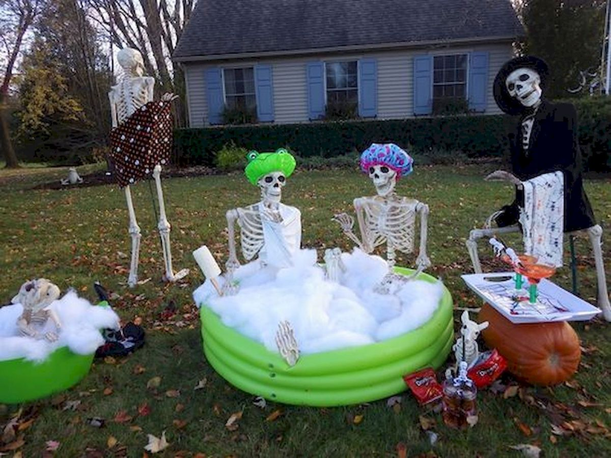 43 Cool Halloween Party Decoration Ideas (35)