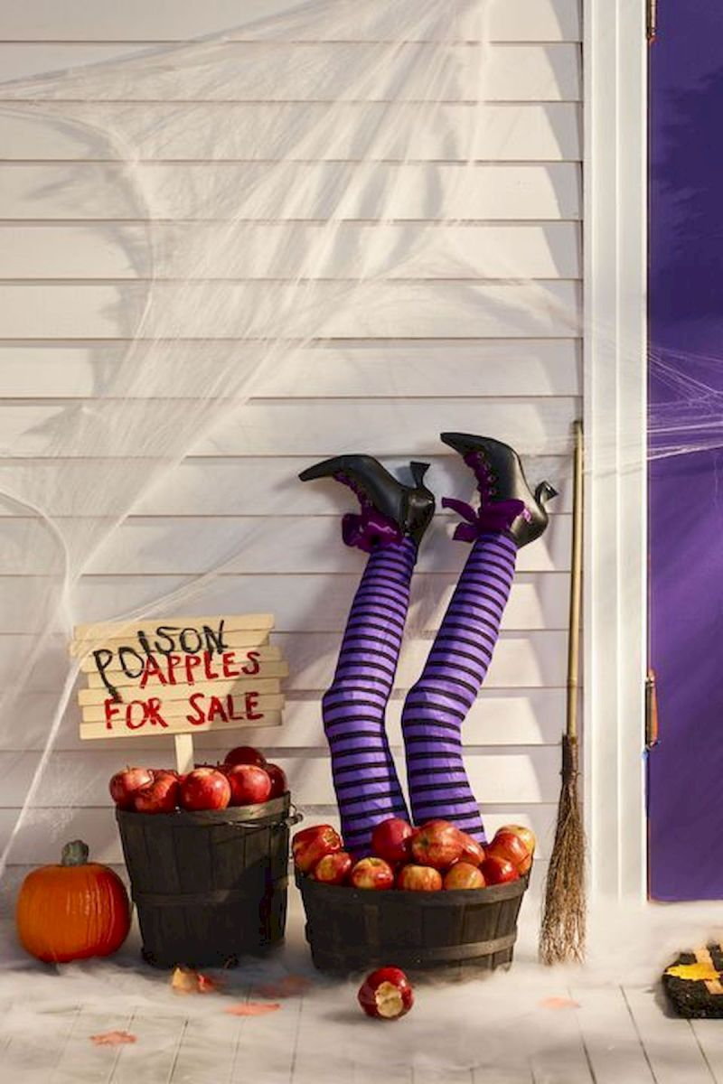 45 Stunning Hallowen Decoration Outdoor Ideas (42)