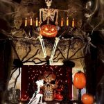 50 Stunning Halloween Decoration Indoor Ideas (19)