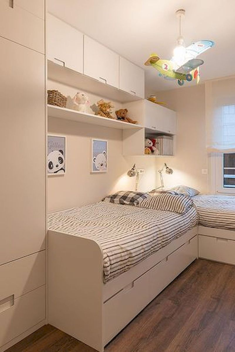 71 Stunning Small Bedroom Design Ideas (1)