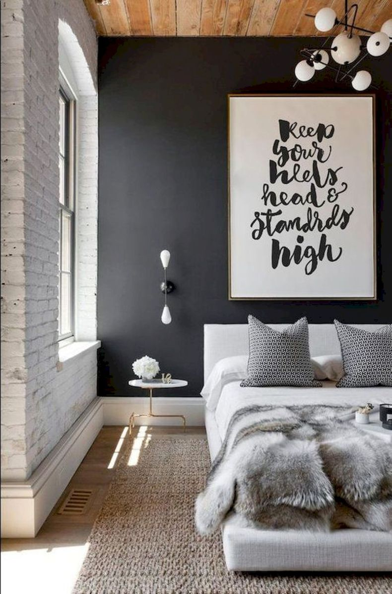 82 Cool Bedroom Ideas for Creative Couples (33)