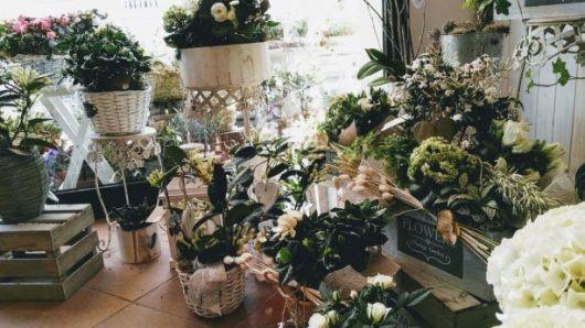 floristería en Sitges