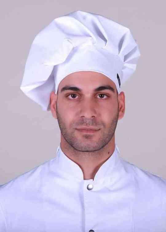σκουφος μαγειρικης