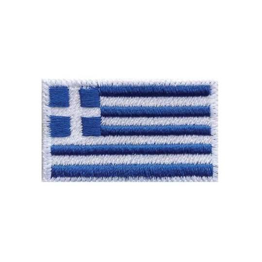GR – Ελληνική Σημαία