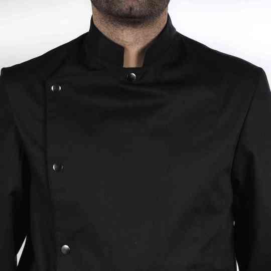 Μπλούζα μάγειρα / σεφ με τρουκ και δύχτι