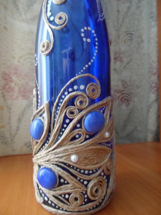 Diy Handmade Jute Lampshade Art Amp Craft Ideas