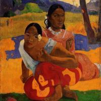 «Nafea Faa Ipoipo» («Ты когда замуж выйдешь?») (1892) Поля Гогена