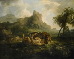 8-1_Sothebys_London_-_Gilbert_Stuart_POST_Lot_22_Stubbs_Tygers_at_Play