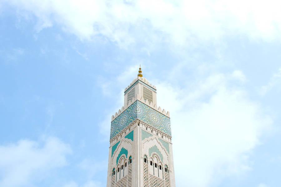 Мечеть Хасана II - Касабланка, Морокко
